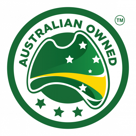 Australian Owned Circle Logo Trademark
