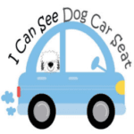 I Can See Dog Car Seat